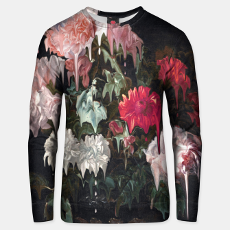 Thumbnail image of Floral Melt Cotton sweater, Live Heroes
