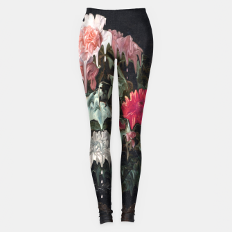 Thumbnail image of Floral Melt Leggings, Live Heroes