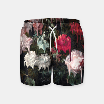 Thumbnail image of Floral Melt Swim Shorts, Live Heroes