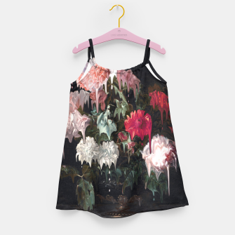 Miniatur Floral Melt Girl's dress, Live Heroes