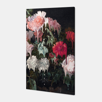 Thumbnail image of Floral Melt Canvas, Live Heroes