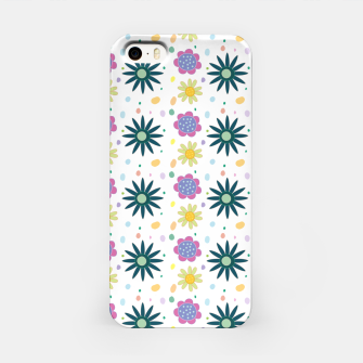 Thumbnail image of Hand drawn floral pattern Carcasa por Iphone, Live Heroes