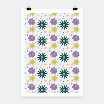 Thumbnail image of Hand drawn floral pattern Cartel, Live Heroes