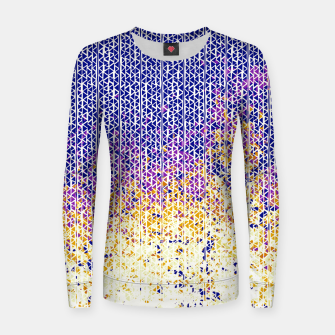 Thumbnail image of fire Woman cotton sweater, Live Heroes