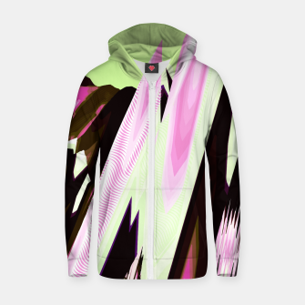 Thumbnail image of NEW WAVE Cotton zip up hoodie, Live Heroes