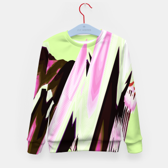 Thumbnail image of NEW WAVE Kid's sweater, Live Heroes