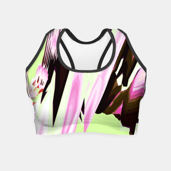 Thumbnail image of NEW WAVE Crop Top, Live Heroes