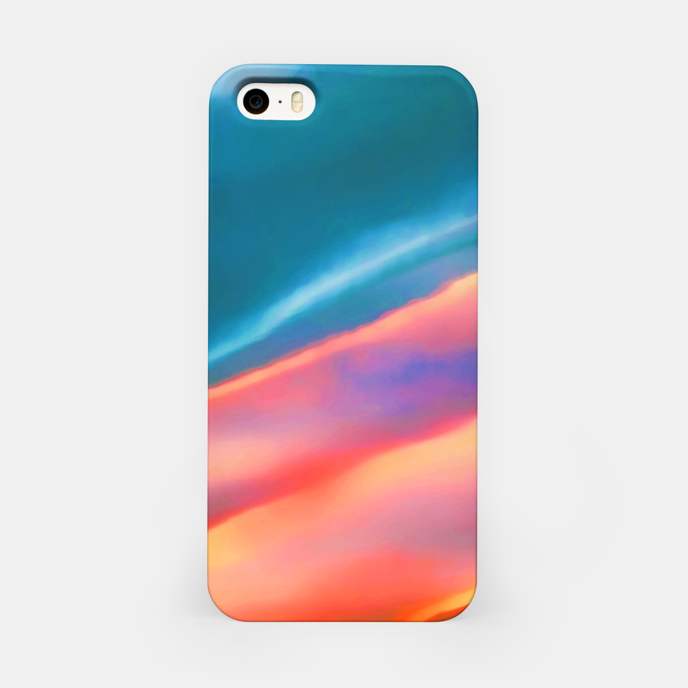 Zdjęcie Merging #abstract #decor #art #liveheroes |  iPhone Case - Live Heroes