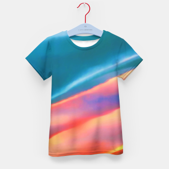 Miniaturka Merging #abstract #decor #art #liveheroes |  Kid's t-shirt, Live Heroes