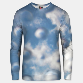 Miniaturka Skybubbles #nature #abstract #art #liveheroes |  Cotton sweater, Live Heroes