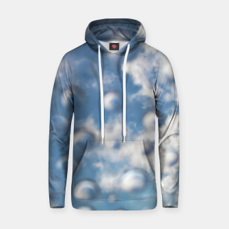 Skybubbles #nature #abstract #art #liveheroes |  Cotton hoodie obraz miniatury