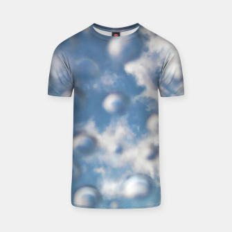Miniaturka Skybubbles #nature #abstract #art #liveheroes |  T-shirt, Live Heroes