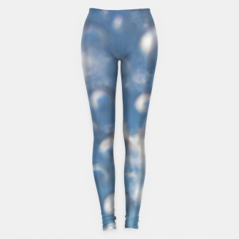 Skybubbles #nature #abstract #art #liveheroes |  Leggings obraz miniatury
