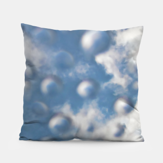 Miniaturka Skybubbles #nature #abstract #art #liveheroes |  Pillow, Live Heroes