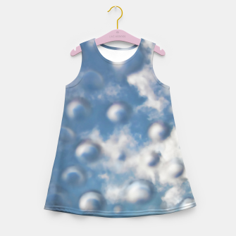 Miniaturka Skybubbles #nature #abstract #art #liveheroes |  Girl's summer dress, Live Heroes