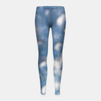 Miniaturka Skybubbles #nature #abstract #art #liveheroes |  Girl's leggings, Live Heroes