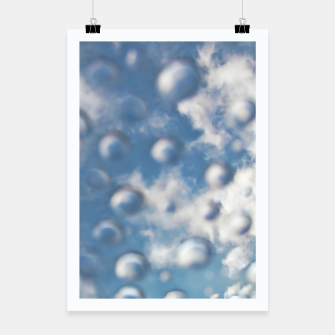Miniaturka Skybubbles #nature #abstract #art #liveheroes |  Poster, Live Heroes