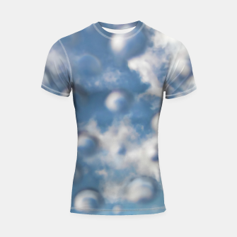 Skybubbles #nature #abstract #art #liveheroes |  Shortsleeve rashguard obraz miniatury