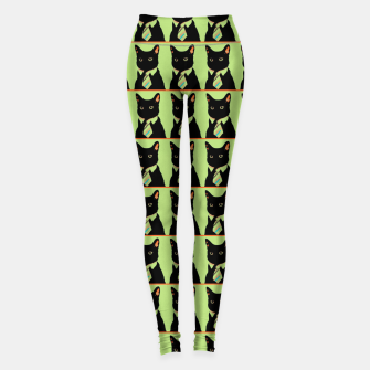 Thumbnail image of The Online Cat Leggings, Live Heroes