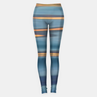 Thumbnail image of Lights on the Water |  Leggings, Live Heroes