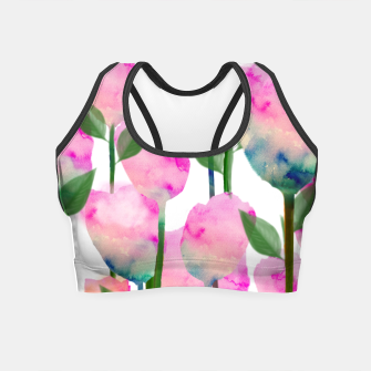 Thumbnail image of Inspire Crop Top, Live Heroes