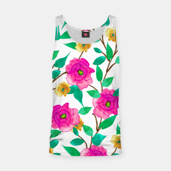 Thumbnail image of Floral Forever Tank Top, Live Heroes