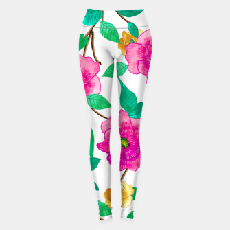 Thumbnail image of Floral Forever Leggings, Live Heroes