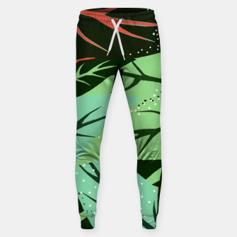 Thumbnail image of Jungle V2 Cotton sweatpants, Live Heroes