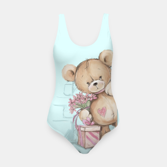 Thumbnail image of Teddy Boy Swimsuit, Live Heroes