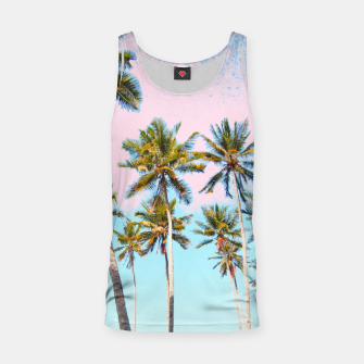 Thumbnail image of Coconut Palms Tank Top, Live Heroes