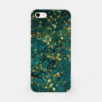 Thumbnail image of Abstract Night Tree Digital Art iPhone Case, Live Heroes