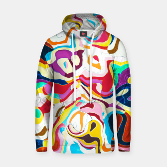 Thumbnail image of Bipolar Cotton hoodie, Live Heroes