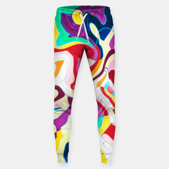 Thumbnail image of Bipolar Cotton sweatpants, Live Heroes