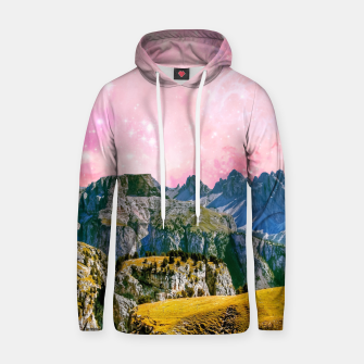 Thumbnail image of Small World Cotton hoodie, Live Heroes