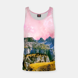Thumbnail image of Small World Tank Top, Live Heroes