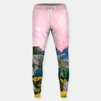 Thumbnail image of Small World Cotton sweatpants, Live Heroes