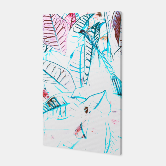 Thumbnail image of Botanical Detail Canvas, Live Heroes