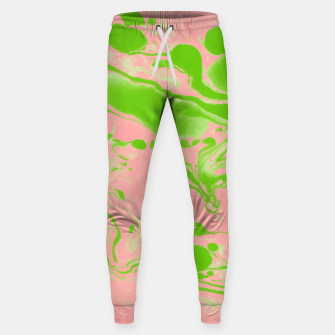 Thumbnail image of Blush + Greenery Cotton sweatpants, Live Heroes