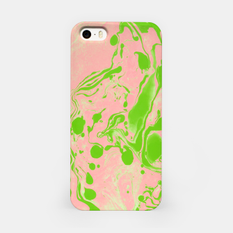 Thumbnail image of Blush + Greenery iPhone Case, Live Heroes