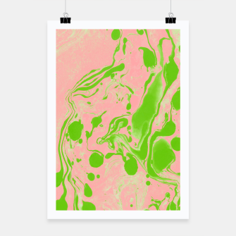 Thumbnail image of Blush + Greenery Poster, Live Heroes