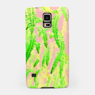Thumbnail image of Blush Green Glow Samsung Case, Live Heroes