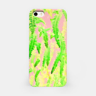 Thumbnail image of Blush Green Glow iPhone Case, Live Heroes