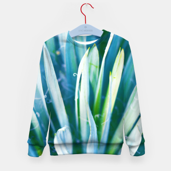 Thumbnail image of Heart of Nature Kid's sweater, Live Heroes