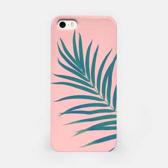 Thumbnail image of Tropical Palm Leaf #3 #botanical #decor #art iPhone-Hülle, Live Heroes
