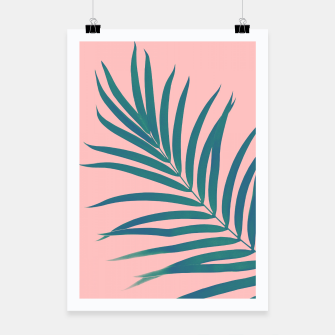 Thumbnail image of Tropical Palm Leaf #3 #botanical #decor #art Plakat, Live Heroes