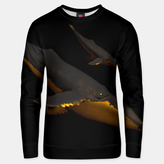 Thumbnail image of Bond III Cotton sweater, Live Heroes