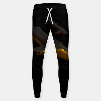 Thumbnail image of Bond III Cotton sweatpants, Live Heroes