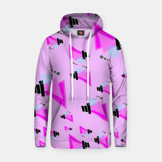 Thumbnail image of Overloaded Cotton hoodie, Live Heroes