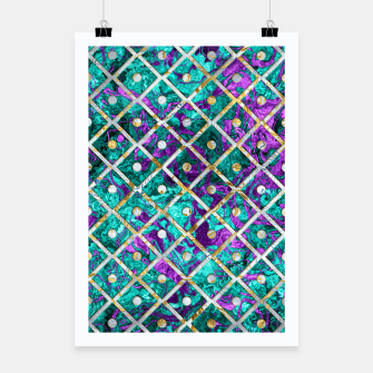 Thumbnail image of Pattern LXXXIV Poster, Live Heroes
