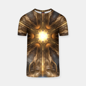 Thumbnail image of Orb Star T-shirt, Live Heroes